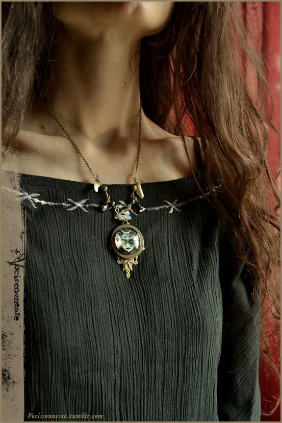ecate necklace  Vocisconnesse | Hecate – Ecate necklace