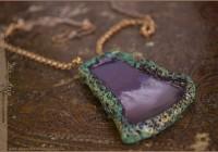 Amulet necklace Air - Aria