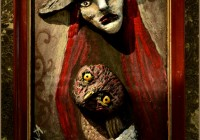 Red Witch and Owl