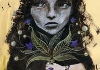 Circe - original painting 2014