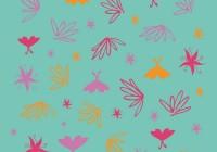 Magic garden pattern