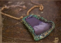 Amulet necklace Air - Aria