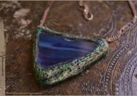 Amulet necklace Water - Acqua
