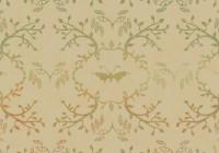 botanic pattern - Owl B