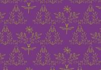 Botanic Garden pattern 01
