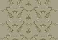 botanic pattern 03: MOTHS