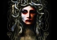 Medusa: t-shirt illustration