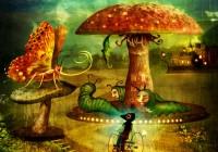 Le Manège Métamorphoses: Poster illustration