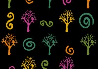 treeSwirls pattern 02