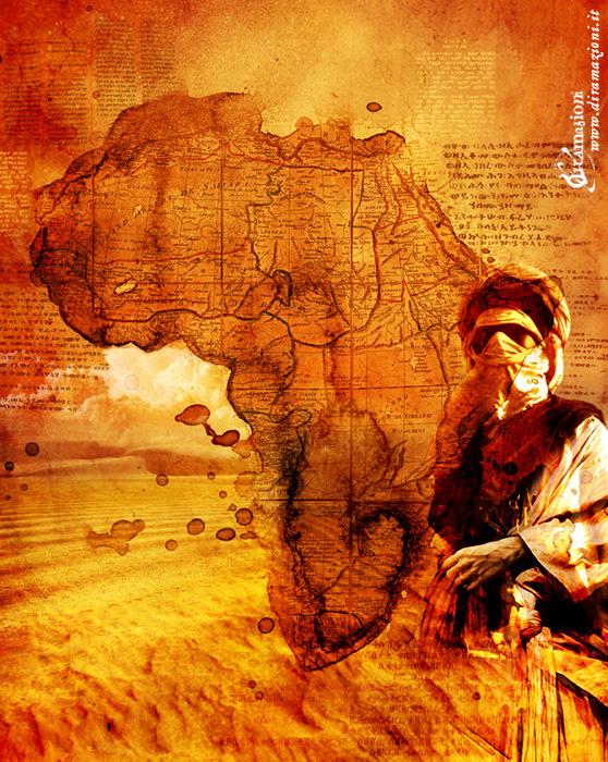 Cronos magazine n.08 Agosto - cover illustration - 22x28 cm - 2009 Acacia Edizioni
