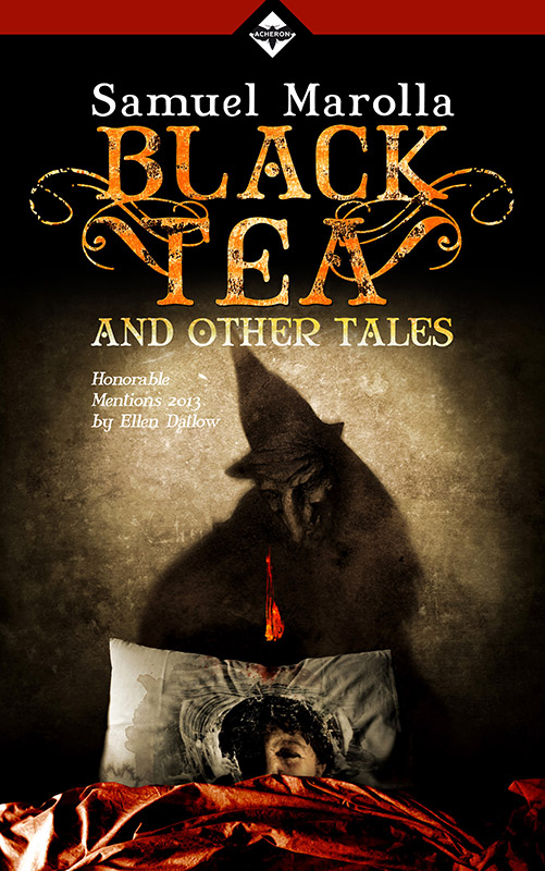 Black Tea cover