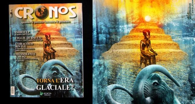 """""""Cronos"""" magazine Glaciazione"""