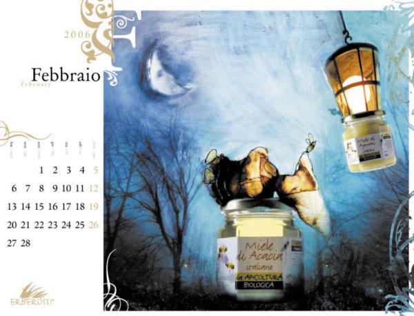 Calendario Erberossi 2006