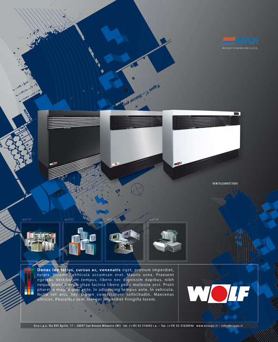 Erca ADV for Wolf