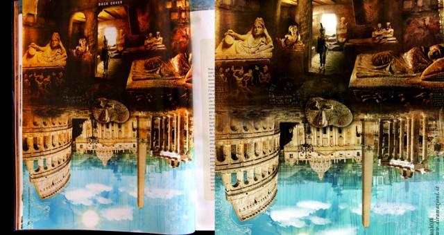 """""""Hera"""" magazine Etruschi"""