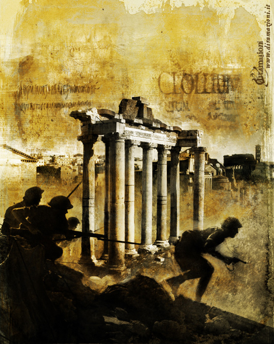 Cronos magazine n.07 Luglio - cover illustration - 22x28 cm - 2009 Acacia Edizioni