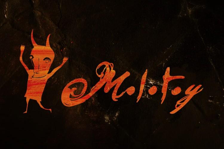 Molotoy - band logo