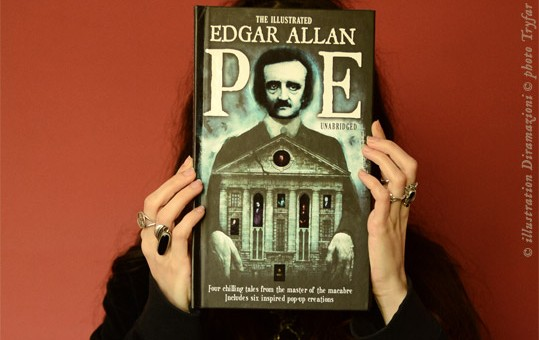 "More pics of ""The illustrated Edgar Allan Poe"""